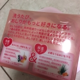 可愛い桃みたいな石鹸の画像(2枚目)