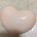 可愛い桃みたいな石鹸の画像(3枚目)