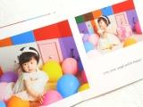 1歳Birthday♡Digipriのフォトブックファミリーの画像(5枚目)