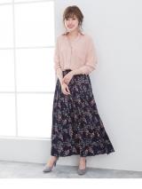 「前後差ジョーゼットスキッパーシャツ☆夢展望」の画像(6枚目)