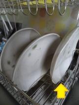「株式会社ツインズさん 斜めに流れる2段水切り(食器かご)」の画像(11枚目)
