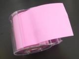 「ロール状のフセン メモックロールテープ紙タイプ(蛍光紙)」の画像(8枚目)