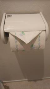 「モニプラファンブログ 花いっぱい トイレットペーパー」の画像(5枚目)