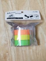 「ロール状のフセン☆メモックロールテープ紙タイプ(蛍光紙)★」の画像(1枚目)