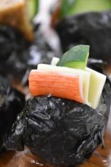 山本海苔店主催 日本橋と海苔を楽しむ パッカンおにぎりづくりの会 の画像(9枚目)