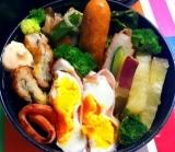 「毎日笑顔家族。|8/30 お弁当!と常備菜2品。いぶゆずのお気に入りふりかけ。花柄トイレットペーパー「花いっぱい」(2826) by Kaorin|CROOZ blog」の画像(4枚目)