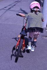 ディーバイクマスターで 夏の自転車チャレンジ♪ の画像(1枚目)