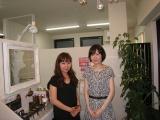 「コスメジタン直営店でプロメイクアップ体験!」の画像(8枚目)