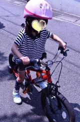ディーバイクマスターで 夏の自転車チャレンジ♪ の画像(5枚目)