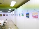 「絵画展「口と足で描いた絵」@市ヶ谷」の画像(2枚目)