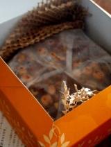 「食べてみたかったマクロビオティックケーキ&便乗♪」の画像(2枚目)