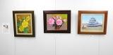 「絵画展「口と足で描いた絵」@市ヶ谷」の画像(5枚目)