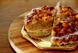 「食べてみたかったマクロビオティックケーキ&便乗♪」の画像(3枚目)