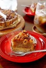「食べてみたかったマクロビオティックケーキ&便乗♪」の画像(1枚目)