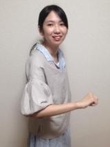 「今年も流行中! ふんわりボリューム袖が可愛い♡ 2wayボリュームスリーブプルオーバー」の画像(3枚目)