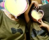 娘とペアルック♪ オリジナルおそろい親子Tシャツ の画像(6枚目)