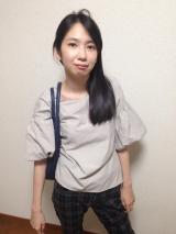 「今年も流行中! ふんわりボリューム袖が可愛い♡ 2wayボリュームスリーブプルオーバー」の画像(6枚目)