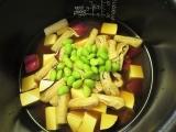 「簡単♡美味しい!鎌田だし醤油でさつまいもご飯♡」の画像(6枚目)