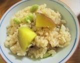 「簡単♡美味しい!鎌田だし醤油でさつまいもご飯♡」の画像(8枚目)