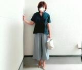 モニター☆titivate・スタンドカラーウエストタックブラウス♥ の画像(10枚目)