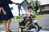 2歳からはベビーカー代わりにアイデス「カンガルー」!日常使いにもフィットするお洒落な三輪車【PR】の画像(10枚目)