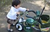 2歳からはベビーカー代わりにアイデス「カンガルー」!日常使いにもフィットするお洒落な三輪車【PR】の画像(5枚目)
