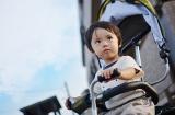 2歳からはベビーカー代わりにアイデス「カンガルー」!日常使いにもフィットするお洒落な三輪車【PR】の画像(2枚目)
