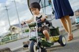2歳からはベビーカー代わりにアイデス「カンガルー」!日常使いにもフィットするお洒落な三輪車【PR】の画像(12枚目)