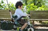 2歳からはベビーカー代わりにアイデス「カンガルー」!日常使いにもフィットするお洒落な三輪車【PR】の画像(7枚目)