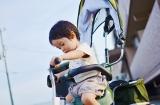 2歳からはベビーカー代わりにアイデス「カンガルー」!日常使いにもフィットするお洒落な三輪車【PR】の画像(4枚目)