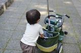2歳からはベビーカー代わりにアイデス「カンガルー」!日常使いにもフィットするお洒落な三輪車【PR】の画像(8枚目)
