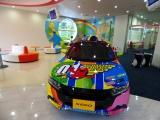 「新型NBOXをホンダカーズ大阪USJ納車センターで納車!!&ホンダ最高やー!!」の画像(10枚目)