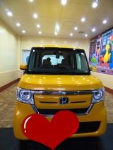 「新型NBOXをホンダカーズ大阪USJ納車センターで納車!!&ホンダ最高やー!!」の画像(303枚目)