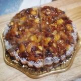 「   ☆マクロビオティックケーキ 4種の木の実のアーモンドタルト 食べてみましたぁ♪ 」の画像(1枚目)