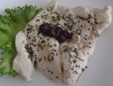 紫蘇の力強い梅干しのような味で美味しい♪ 海の精 紅玉ねりシソの画像(5枚目)