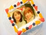 cake.jpの写真ケーキでサプライズ♡の画像(2枚目)