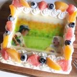 「   cake.jpさんの写真ケーキ♡ 」の画像(2枚目)