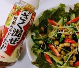 ざく混ぜ野菜サラダのたれの画像(3枚目)