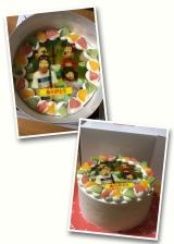 写真ケーキの画像(2枚目)