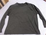 バックジップ長袖Tシャツ の画像(1枚目)