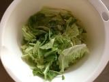 お野菜まる でチャチャッと白菜そぼろあんの画像(4枚目)
