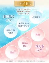 モニプラ【ネイチャーコンク薬用クリアローション】の画像(2枚目)
