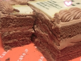 サプライズで感謝状ケーキ♡の画像(12枚目)