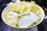 【マルトモ】白菜そぼろあん:ダシが効いた減塩温野菜を手軽にいただくの画像(5枚目)