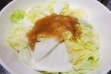 【マルトモ】白菜そぼろあん:ダシが効いた減塩温野菜を手軽にいただくの画像(8枚目)