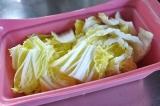 【マルトモ】白菜そぼろあん:ダシが効いた減塩温野菜を手軽にいただくの画像(11枚目)