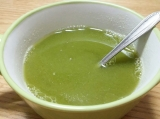 「【おうちごはん】野菜嫌いな方でも安心♡野菜不足を美味しくサポートするグリーンスープスムージー」の画像(17枚目)