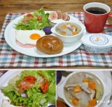 ☆きょうのあさごはん☆愛妻弁当。。よるごはん。。(#^^#)☆の画像(1枚目)