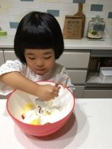子供達が作るフルーツサラダ☆の画像(7枚目)