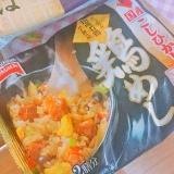 「今日は手軽に…テーブルマークの冷食で夕飯♪」の画像(3枚目)